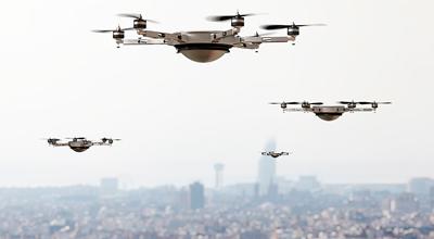 Cursos C. Madrid – El uso particular y profesional  de drones